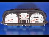 1988-1989 Honda Civic Tach White Face Gauges