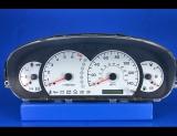 2001-2003 Hyundai Elantra White Face Gauges