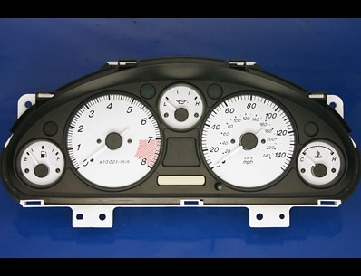 click here for Mazda white gauges