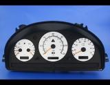 1999 Mercedes ML320 White Face Gauges 99