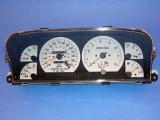 1991-1994 Mercury Capri Base XR2 White Face Gauges