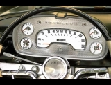 1957-1958 Plymouth Belvedere Fury Savoy White Face Gauges