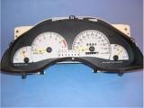 1997 Pontiac Grand Prix White Face Gauges