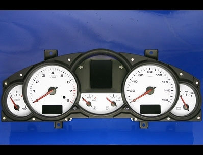 click here for Porsche white gauges