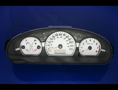 click here for Saturn white gauges