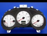 2003-2004 Subaru Forester Manual Non-Turbo White Face Gauges