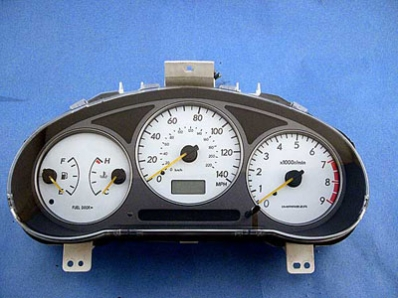 click here for Subaru white gauges