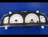 1999-2000 Toyota 4Runner White Face Gauges